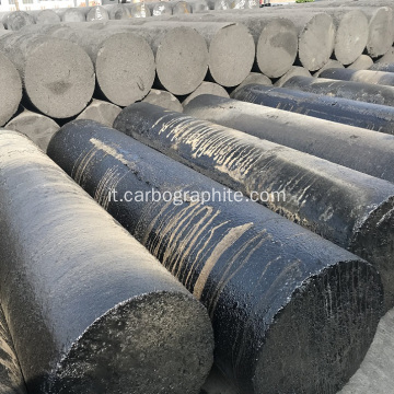 Resistenza 4.8-5.8 uOm UHP450 Graphite Electrode
