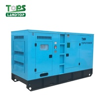100KVA Lovol Engine Diesel Generators with Canopy Price