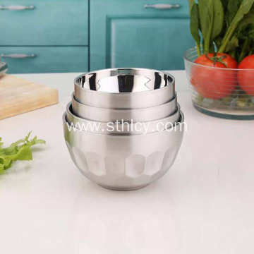 304 Stainless Steel Household Children`s Bowl