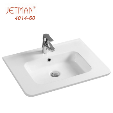Mid-edge hand wash basin kitchen countertop