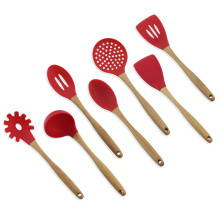 Premium Silicone Kitchen Utensils