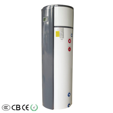 Hybrid Air Source Hot Water Heat Pump