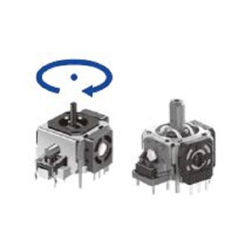 Alps Potentiometer Multifunction Device
