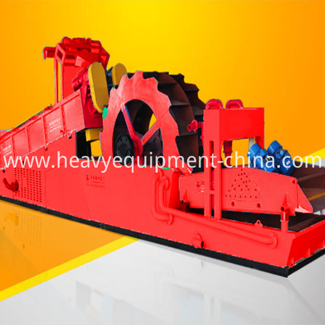 Integrated Sand Washing Plant