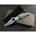 Womens Mini Folding Small Pocket Knife