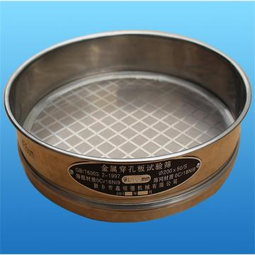200 Dia precision Control Sieve Electroformed Sieve