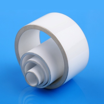 Industrial Fine Ground Metallized Alumina Ceramic Tube