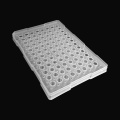 0.2ml 96 well PCR plate Height Skirt ABI