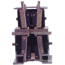 Two-way Elevator Safety Gear , Rated Speed ≤ 2.0m/s PB172