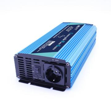 450W European Socket UPS Pure SIne Wave Inverter