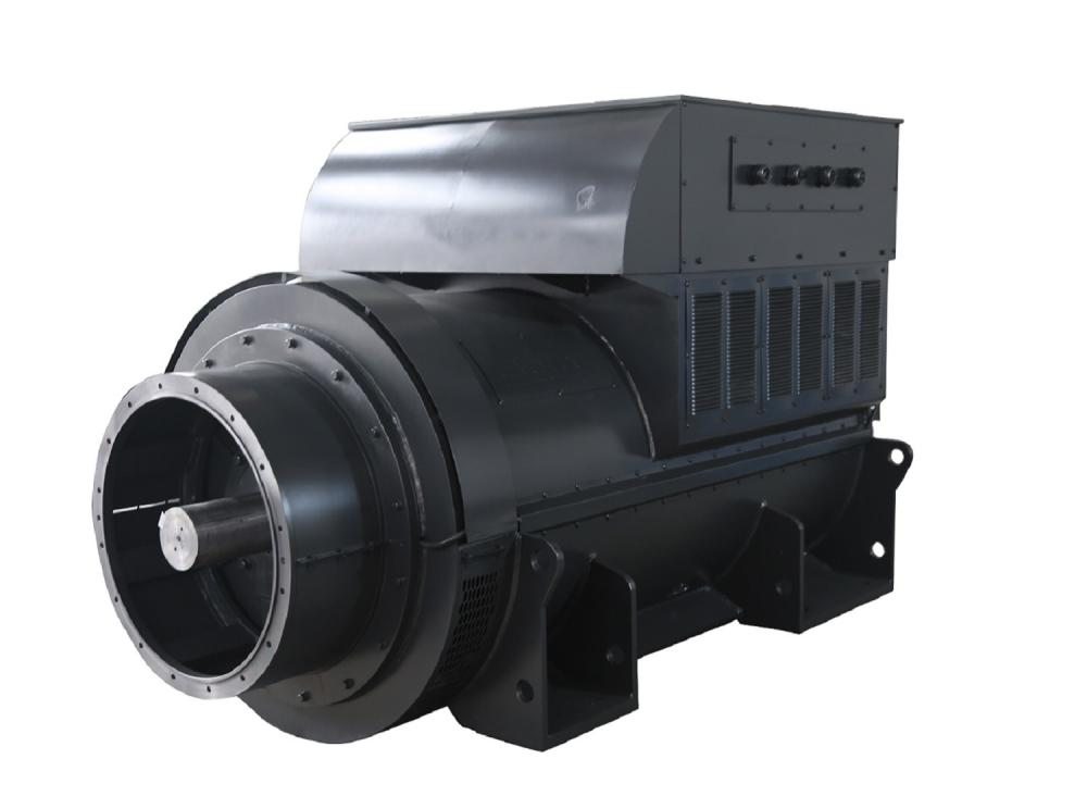 Brushless 6300V Diesel Engine Generator