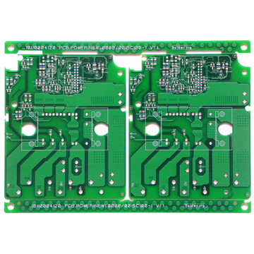 Industry control printed circuit board
