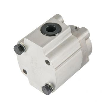Hyundai hydraulic gear pump