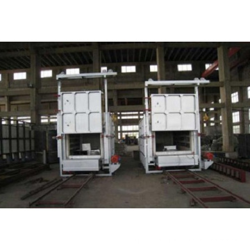 Trolley-Type Tempering Furnace Price