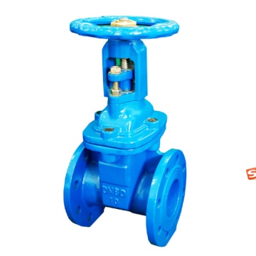 Ductile Iron DIN3352  Resilient Seated Gate Valve