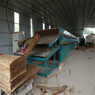 High Reliability Of Wood Veneer Dryer
