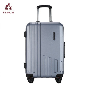 PC  cheap trolley airport hard luggage