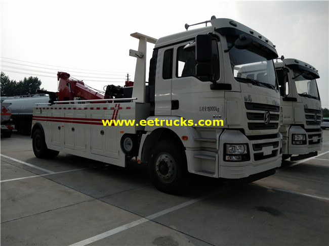 12 Ton Heavy Duty Recovery Trucks