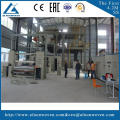 The most professional AL-3200 S 3200mm pp non woven fabric making machine with high quality
