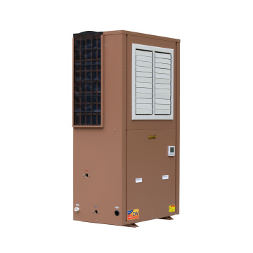 Energy-saving water-cooled heat pump