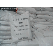 CPE Resin for PVC impact modifier with cheap price