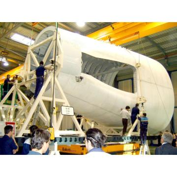 Special Crane for  Aerospace Industry