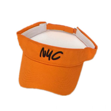 Portable cap for graduation sun visor cap