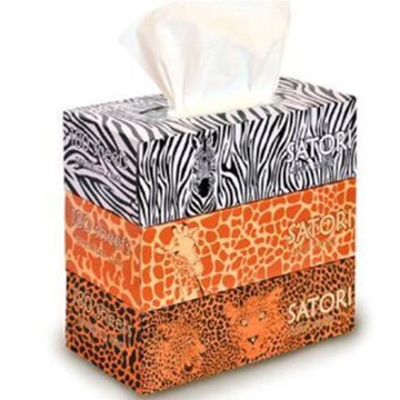 Facial Tissue with Personalized packaging