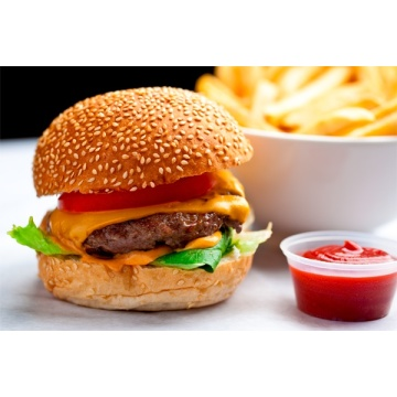Transglutaminase Enzyme for Burger Patties
