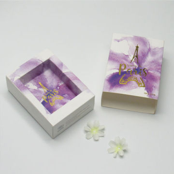 Full Color Drawer Paper Printing Packaging Soap Box