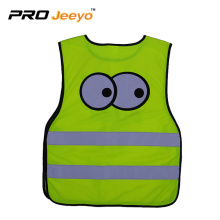Reflective Children Big Eye Safety Warning Vest