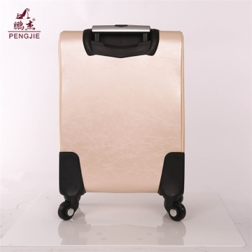 Wholesale Price Customized Travel Valise Trolley Luggage