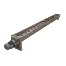 High quality steel screw conveyor mining sand handling