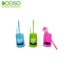 High Quality Plastic Toilet Brush Set DS-901