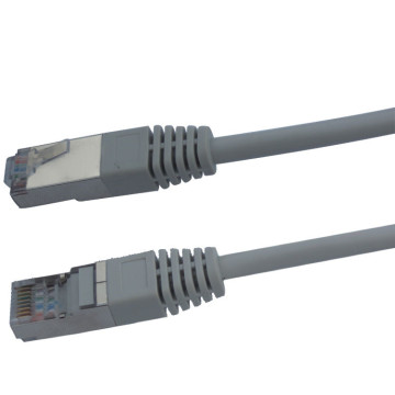 CAT5E Shielded Ethernet Cable Grounding