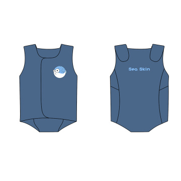 Seaskin Neoprene Swim Baby Boys Wrap Warmer Wetsuits