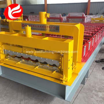 ibr sheet roof tile  making machine