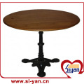 Restaurant mdf dining table top