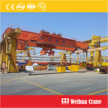 Clamps Socking Pit Crane