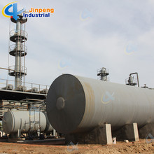 The Full Continuous Rubber Oil Refinery Plant