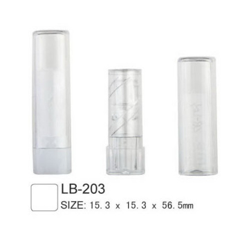 Slim Empty Lip Balm Tube