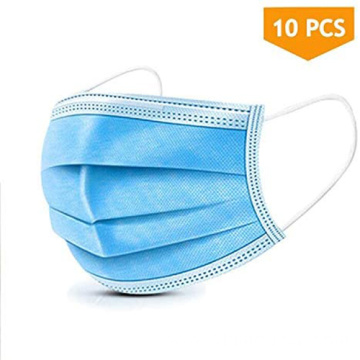 Disposable Surgical Melt Blown Face Mask