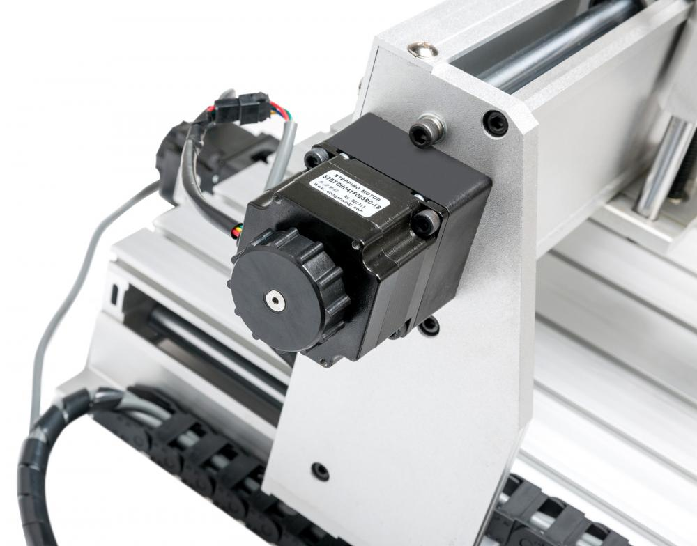 Mach3 control system cnc router