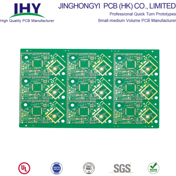 High-Quality ENIG PCB 4 Layer Multilayer Blind Burried Vias HDI PCB