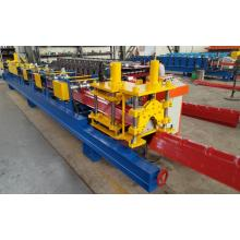 Steel Roof Ridge Cap Roll Forming Machine