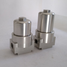 Aluminum Filter Housing 420bar High Pressure Filter Strainer