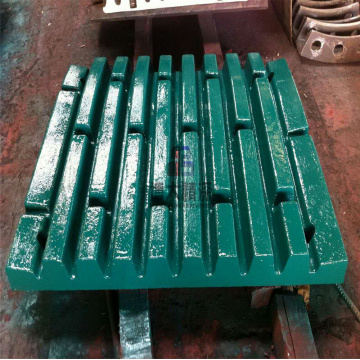 Nordberg C105 Jaw Crusher Wear Parts Jaw Plate