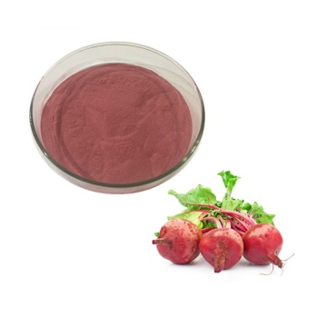 Food ingredients beetroot extract powder