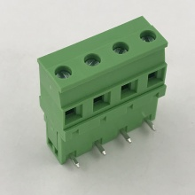 7.62mm pitch Vertical PCB pluggable terminal block