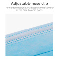 Disposable Non-woven Fabric Mouth Mask for Adults